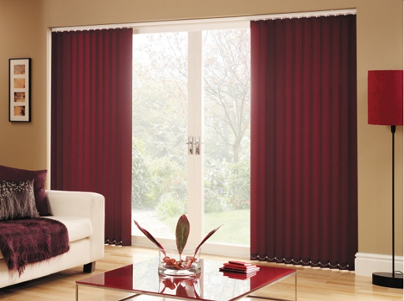 Vertical Blinds Louvres